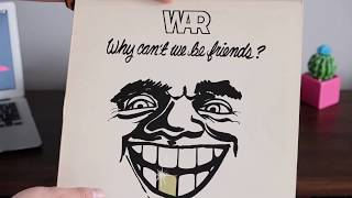 War Why Can 39 t We Be Friends 1975 Vinyl Archive - Full Album.mp3