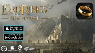 The Lord of the Rings: Rise to War (BETA) Gameplay screenshot 1