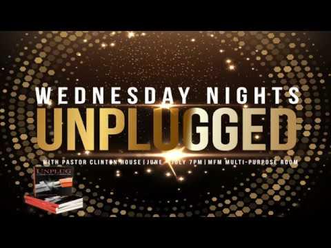 Unplugged Wednesday Nights Promo