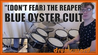 ★ (Don't Fear) The Reaper (Blue Oyster Cult) ★ Drum Lesson PREVIEW | How To Play Song