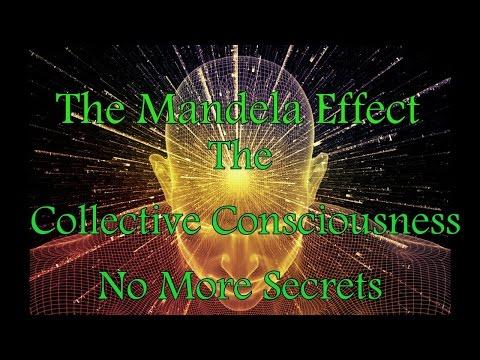 The Mandela effect-The collective consciousness-NO MORE SECRETS