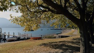 Lake Como: Trip Bellano - Dervio (by GoPro)