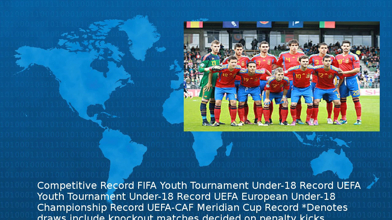 577ef812837 Wikipedia - Spain National Under 18 Football Team - YouTube