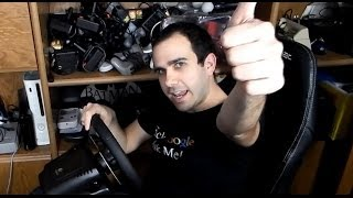 Playseat Evolution Black & Logitech G27