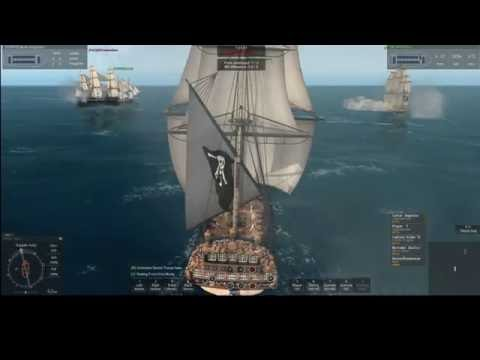 Naval Action ▷ Defense of Kidd's Harbour October 1st 2016