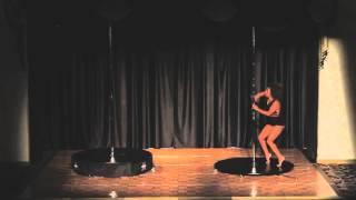 Windy City Pole Dance Competition 2013 Kelly Yvonne