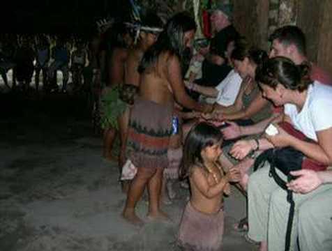 COBOCLOS TRIBE, AMAZON BASIN, BRAZIL