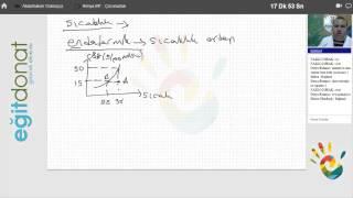 YGS Kimya Dersi Çözünürlük Soru Çözümü İzle Part 2