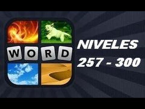 Niveles 257 A 300 4 Fotos 1 Palabra Ver Actualizaciones En La Descripción Youtube