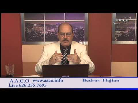Bedros Hajian live January 16,  2016