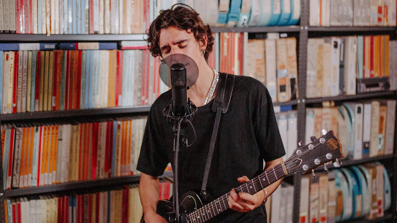 Tamino at Paste Studio NYC live from The Manhattan Center