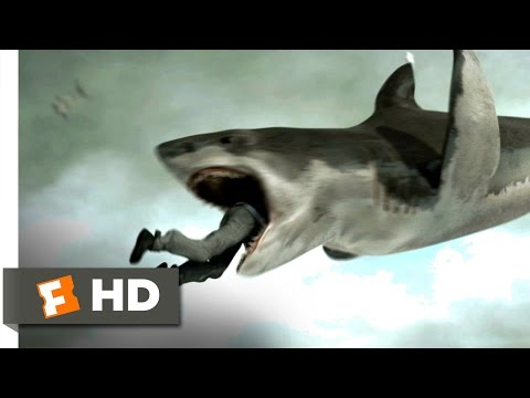 Sharknado 2: The Second One (9/10) Movie CLIP - Through the Eye of the Sharknado (2014) HD
