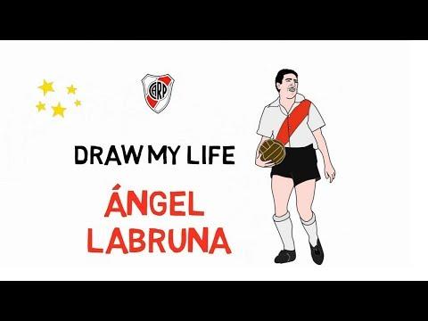 Ángel Labruna - Draw My life