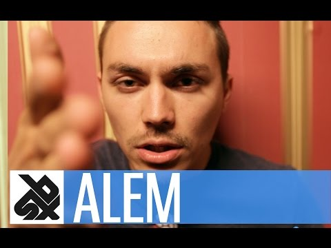 ALEM | A GENIUS FIREBALL OF BEATBOX