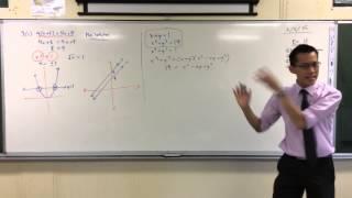 Manipulating Linear, Quadratic & Cubic Identities