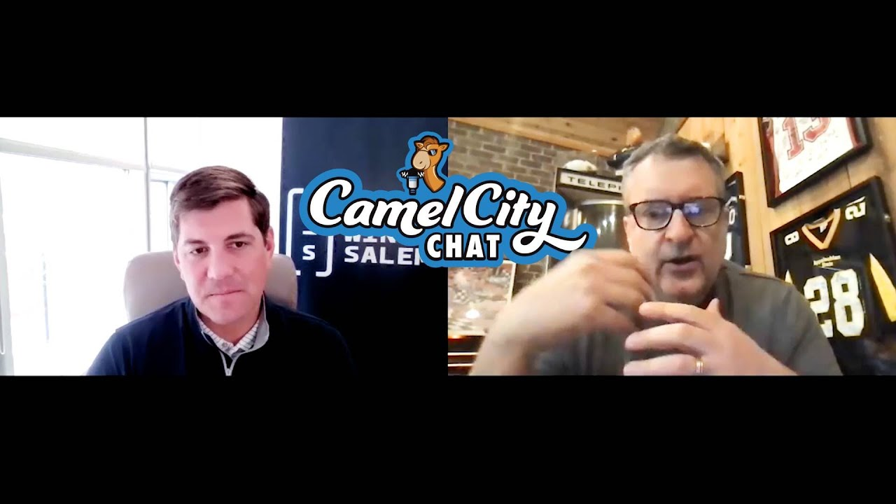 Camel City Chat Episode 32 with Mark Owens