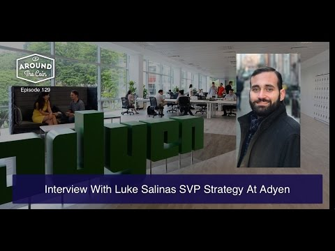 Fintech Podcast - Episode 129 Interview With Luke Salinas SV