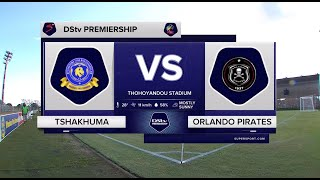 DStv Premiership | Tshakhuma FC v Orlando Pirates | Highlights