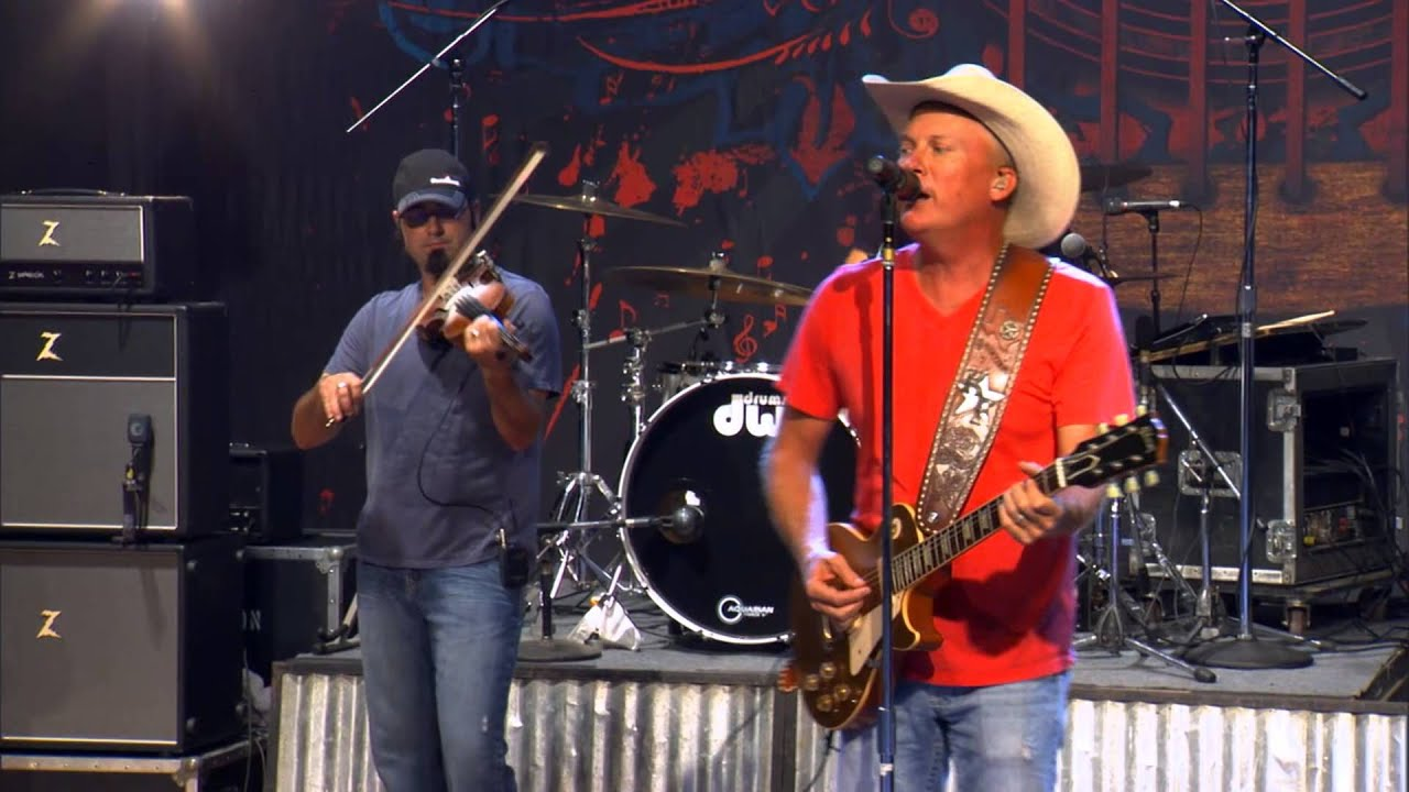"Kevin Fowler Performs ""How Country Are Ya?"" on The Texas Music Scene"