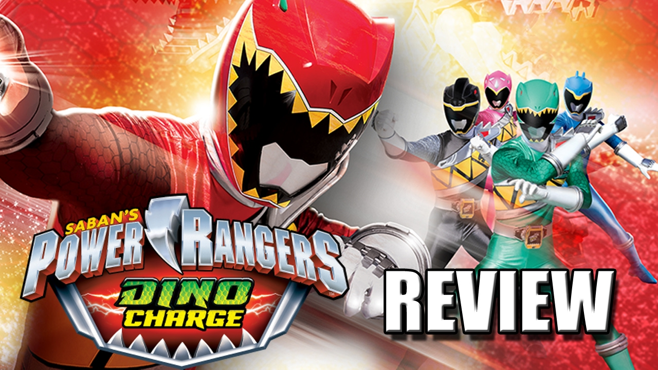Power Rangers Dino Charge Super Review