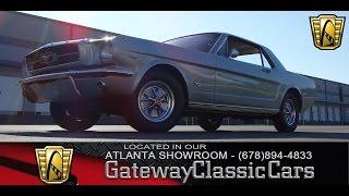 1964 1/2 Ford Mustang - Gateway Classic Cars of Atlanta #40