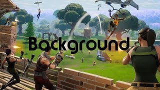 How to make a moving fortnite background | for Windows 10, 8.1, 8 | Easy