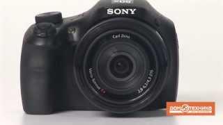Техподдержка. Программа #3. Видеообзор SONY DSC-HX300(Сеть цифробытовых магазинов