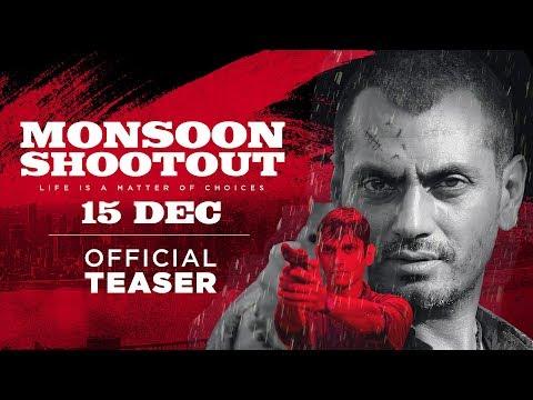 Monsoon Shootout   Official Teaser   Vijay Varma   Nawazuddin Siddiqui   Releasing 15th December