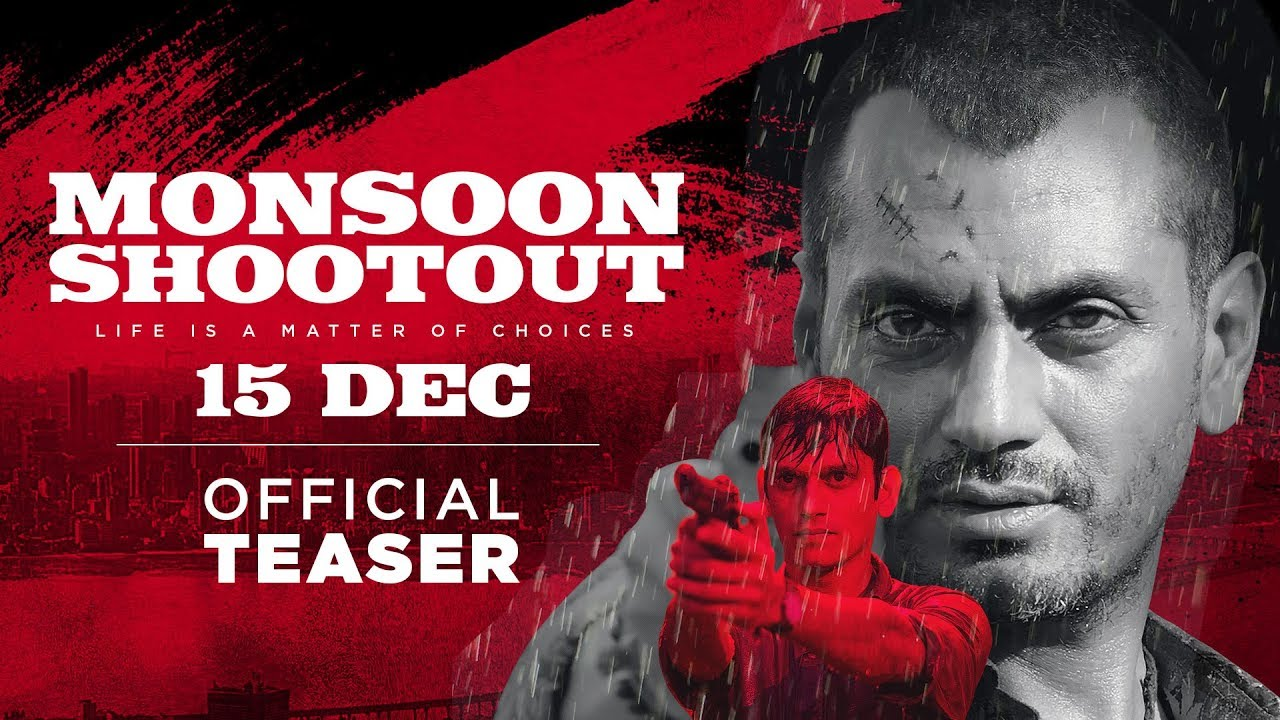 Monsoon Shootout | Bollywood Movie | Songs | Trailer