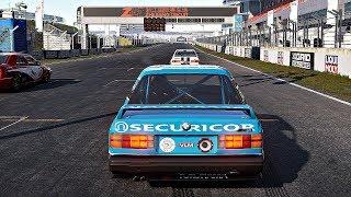 GRID - Gameplay BMW M3 Touring Car @ Sydney Motorsport Park [4K 60FPS ULTRA]