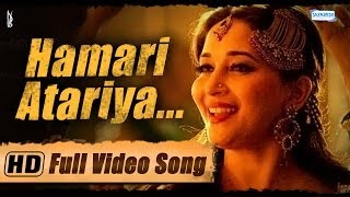 Hamari Atariya (Full Video Song) | Dedh Ishqiya