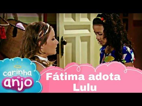 Fátima adota Lulu e as duas choram de emoção - Carinha de anjo