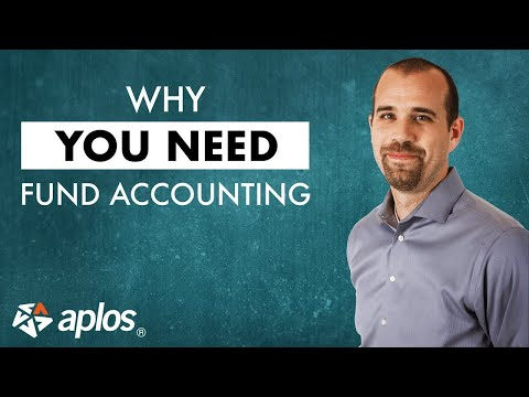 Accounting for Nonprofit Organizations: Why you need fund accounting.