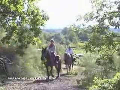 ETNA TOUR ON HORSEBACK