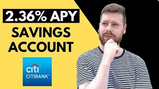 Is Citi Bank Savings Account Worth It? - Watch BEFORE You Sign Up