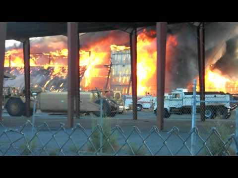 The Boise Cascade Fire