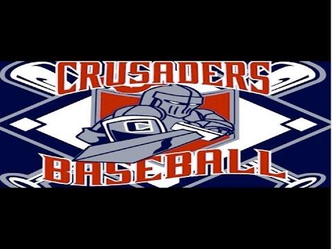 Crusaders Baseball Club 13U vs Frozen Ropes NYEB Game #1 9 20 2015