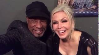 #tripwithskip-Skip Martin with Terri Nunn from Berlin