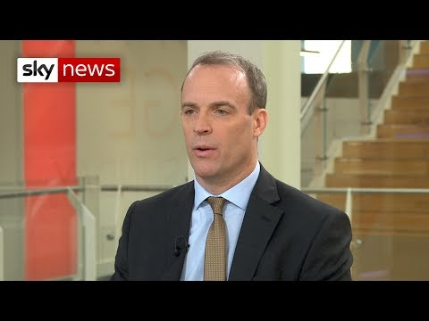 Raab: Brexit deal defeat 'not inevitable'
