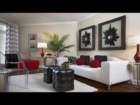 15 small living room design ideas how to decorate a living room youtube. Black Bedroom Furniture Sets. Home Design Ideas
