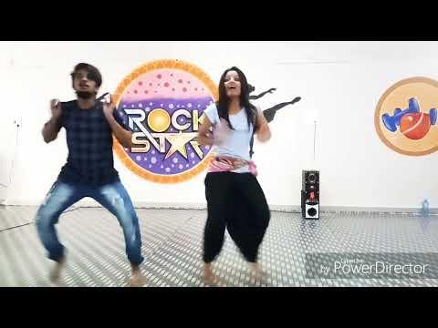 Jigelu rani  song dance/ rockstar dance...