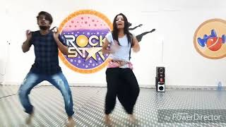 Jigelu rani  song dance/ rockstar dance instute