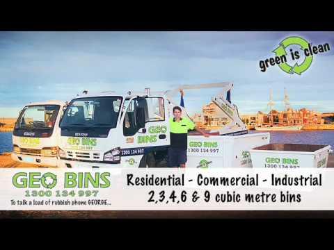 Geo Bins commercial