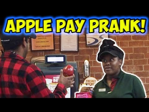 Download Youtube: APPLE PAY PRANK!!