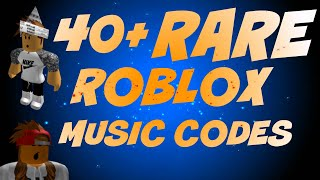 ROBLOX 40+ RARE Music Codes 2016