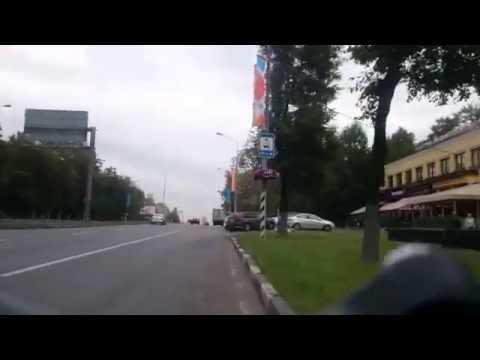 улица Профсоюзная / Profsoyuznaya Street