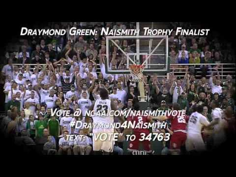 Vote For Draymond Green For Naismith Trophy