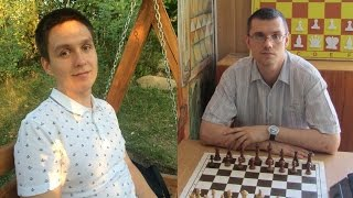Stream Chess Challenge. Владимир Рукавишников (КМС) - Алексей Пугач (КМС)