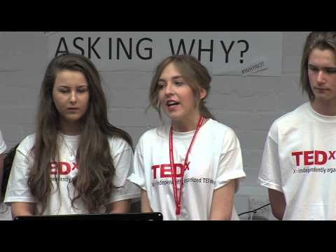 Shouldn't we all be asking why? | Southmoor Sixth Form Students | TEDxSouthmoorAcademy
