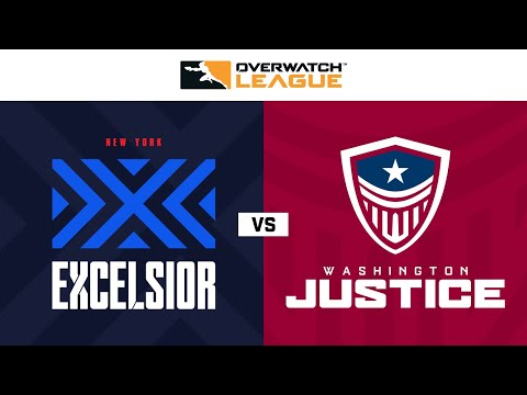 Washington Justice vs New York Excelsior vod